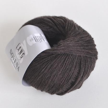 Пряжа для вязания и рукоделия Novena (Lang Yarns) цвет 0068, 110 м