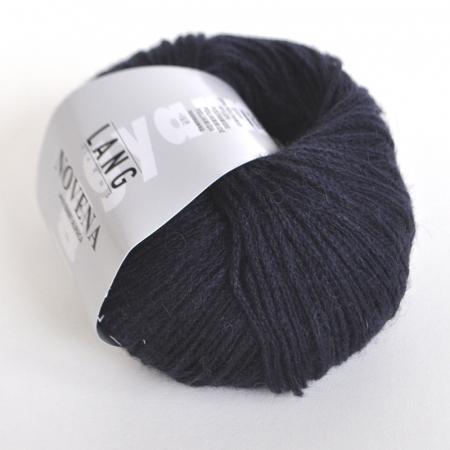 Пряжа для вязания и рукоделия Novena (Lang Yarns) цвет 0025, 110 м