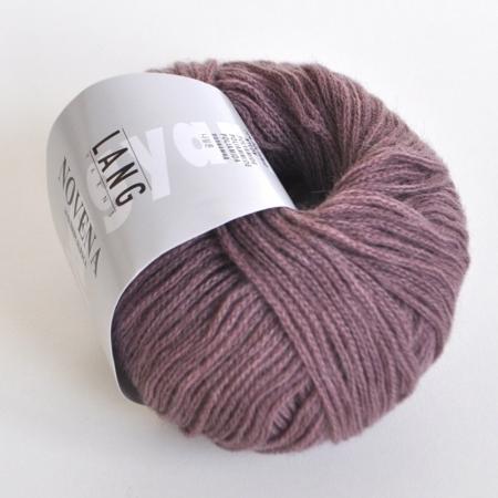 Пряжа для вязания и рукоделия Novena (Lang Yarns) цвет 0148, 110 м