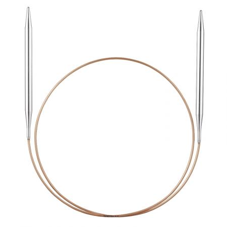 Спицы для кругового вязания 105-7, 30 см / 4 мм (Addi)