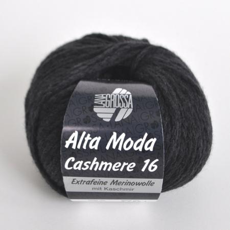 Пряжа для вязания и рукоделия Alta Moda Cashmere 16 (Lana Grossa)