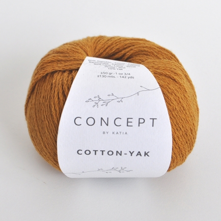 Пряжа Katia Cotton - Yak