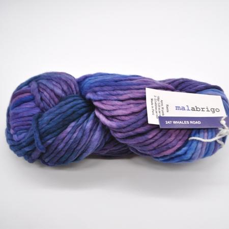 Пряжа для вязания и рукоделия Malabrigo Rastа (Malabrigo)