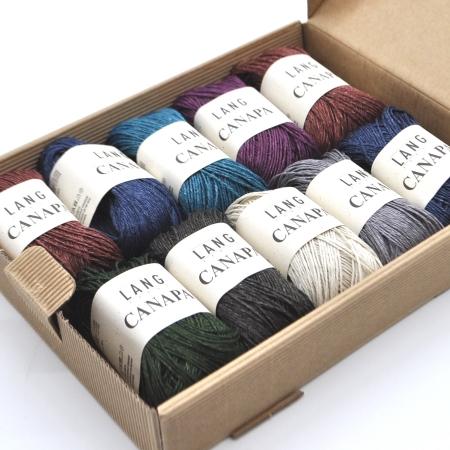 Пряжа для вязания и рукоделия Canapa (Lang Yarns)