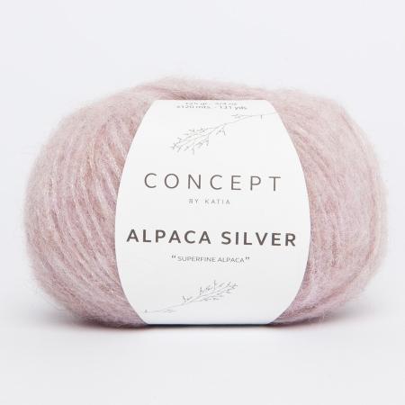 Пряжа Katia Alpaca Silver