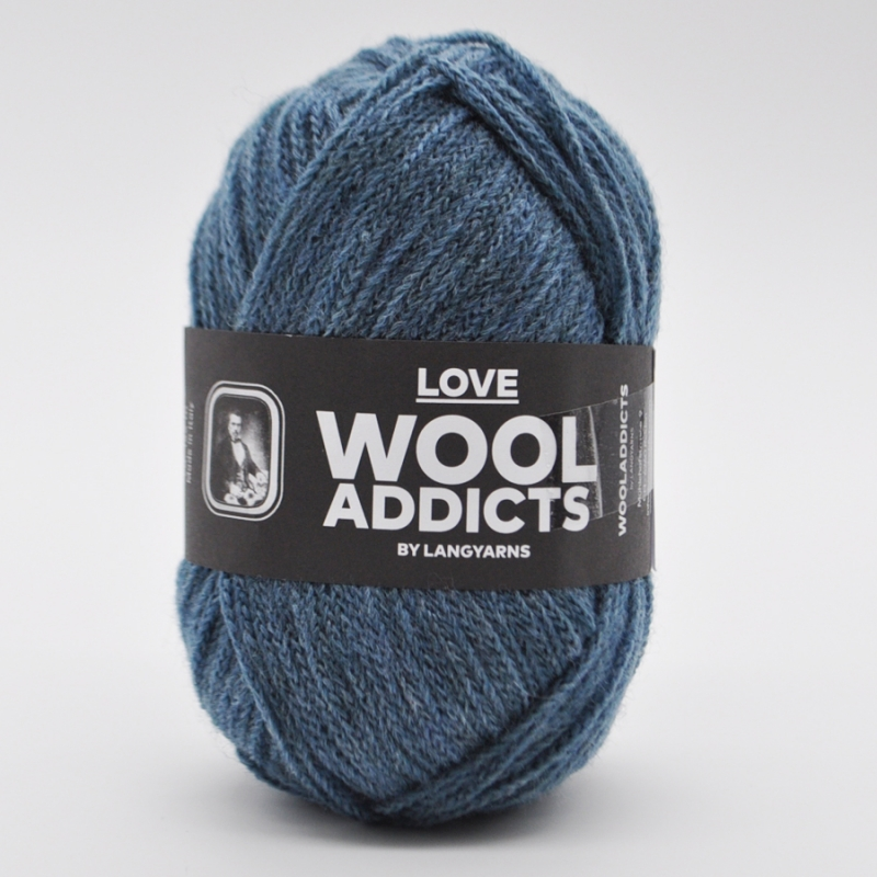 Lang Yarns Love Wool Addicts