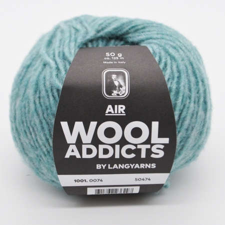 Пряжа Lang Yarns Wooladdicts Air