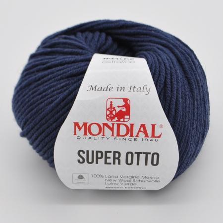 Пряжа для вязания и рукоделия Super Otto (Mondial)