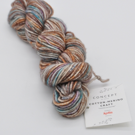 Katia Cotton Merino Craft