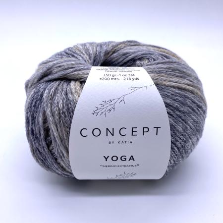 Пряжа для вязания и рукоделия Yoga (Katia)
