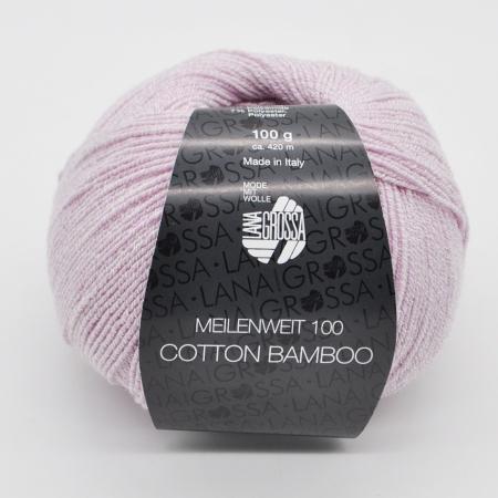 Lana Grossa Meilenweit 100 Cotton Bamboo