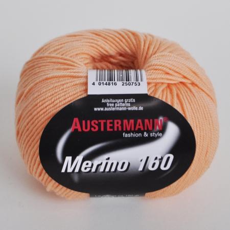 Пряжа для вязания и рукоделия Merino 160 (Austermann)