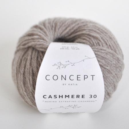 Пряжа для вязания и рукоделия Cashmere 30 (Katia)