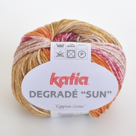 Пряжа Katia Degrade Sun