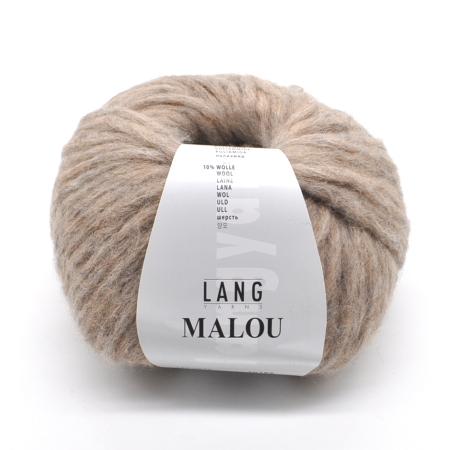 Пряжа для вязания и рукоделия Malou (Lang Yarns)