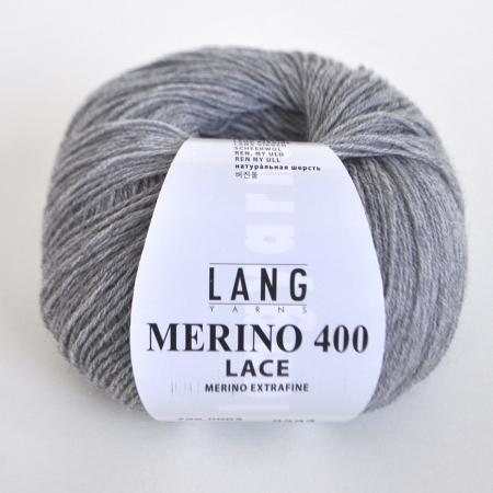 Пряжа для вязания и рукоделия Merino 400 Lace (Lang Yarns)